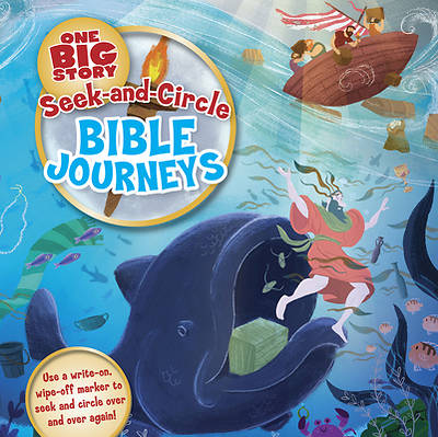 Picture of Seek-And-Circle Bible Journeys