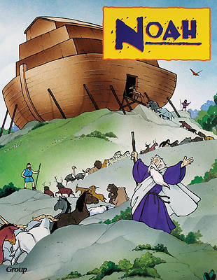 Picture of Bible Big Books Noah