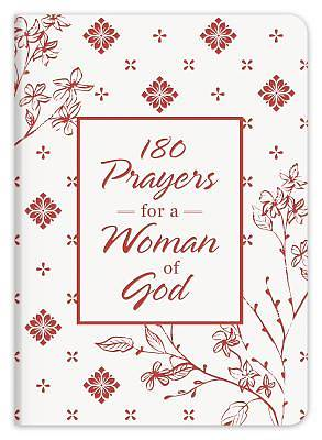 Picture of 180 Prayers for a Woman of God