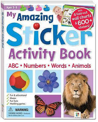 My Amazing Sticker Activity Book