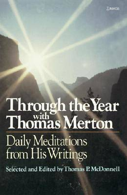 Through the Year with Thomas Merton
