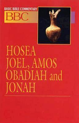 Picture of Basic Bible Commentary Hosea, Joel, Amos, Obadiah and Jonah