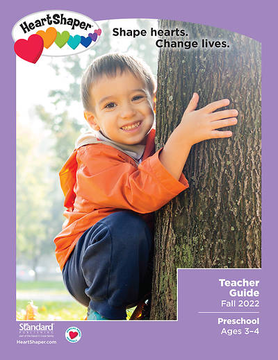 HeartShaper Preschool Teacher Book Fall