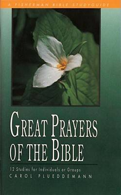 Picture of Fisherman Bible Studyguide - Great Prayers of the Bible