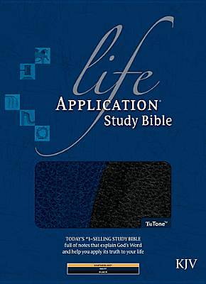Life Application Study Bible-KJV with CDROM