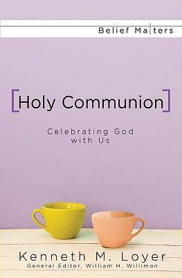 Picture of Holy Communion - eBook [ePub]