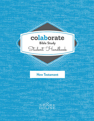 Picture of Colaborate: Bible Study Student Handbook:New Testament