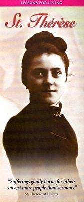 Lessons for Living St. Therese
