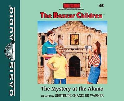 The Mystery at the Alamo (Library Edition)