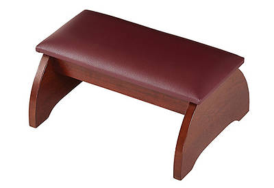 Picture of Personal Kneeler - Walnut Stain