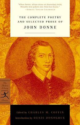 Picture of The Complete Poetry and Selected Prose of John Donne