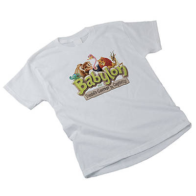 Picture of Group's Vacation Bible School 2012 Babylon Theme T-Shirt Adult (Sm 34-36)