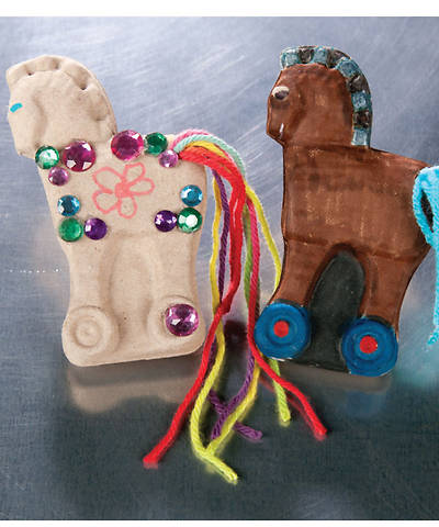 Group VBS 2013 Athens Trojan Horse Treasure Boxes (pkg. of 10)