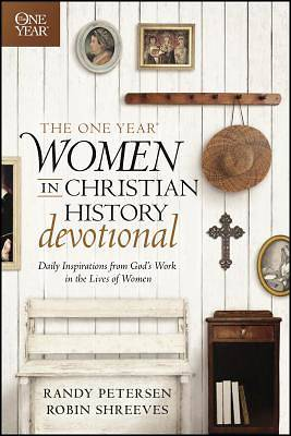 Picture of The One Year Women in Christian History Devotional