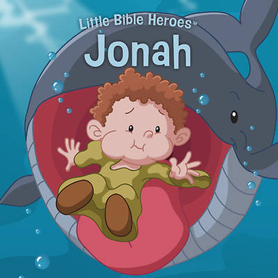 Picture of Jonah, Little Bible Heroes Board Book