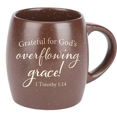 Picture of Café Chocolat Overflowing Grace Mug