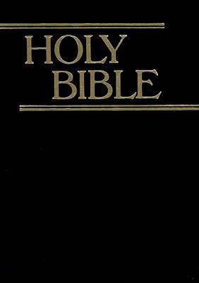Extra Large Print Bible King James Version
