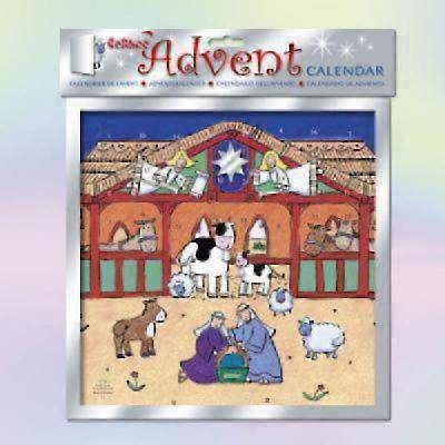 Stable Scene Advent Calendar #CA734