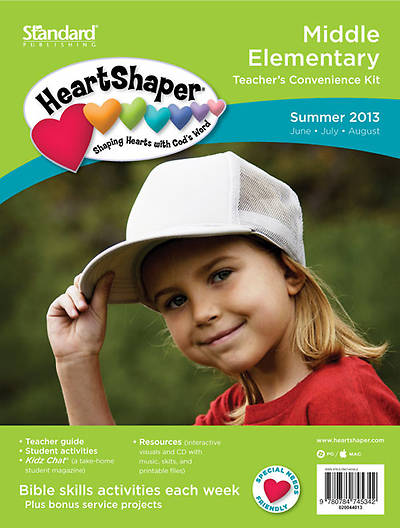 Standards HeartShaper Middle Elementary Teacher Kit Summer 2013