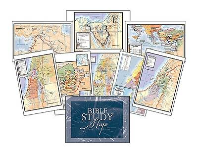 Picture of Bible Study Maps