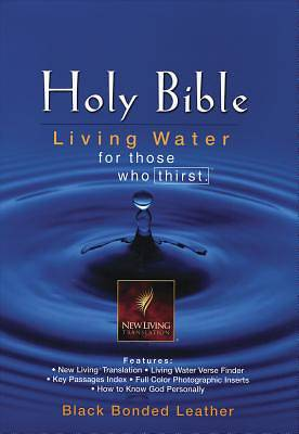 Living Water Bible New Living Translation