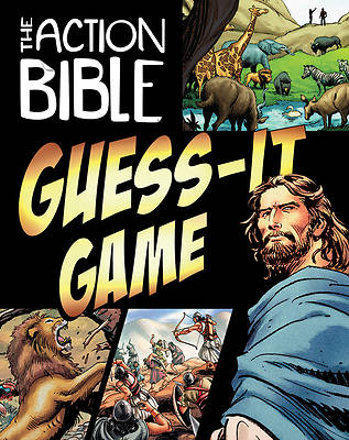 Picture of The Action Bible Guess-It Game