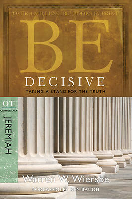 Picture of Be Decisive (Jeremiah)