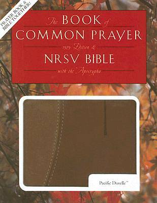 1979 Book of Common Prayer/New Revised Standard Version Bible with Apocrypha