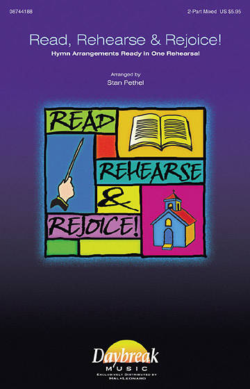Read, Rehearse & Rejoice! Choral Book