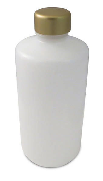 Replacement Bottle for 12-Cup Portable Communion Set - Brasstone