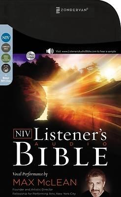 Picture of Listener's Audio Bible-NIV