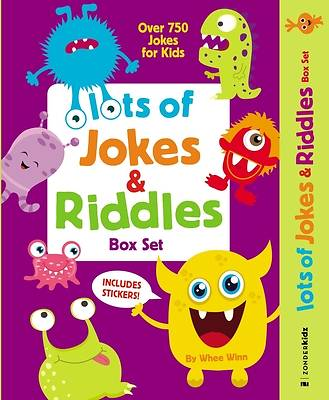 Picture of Lots of Jokes and Riddles Box Set