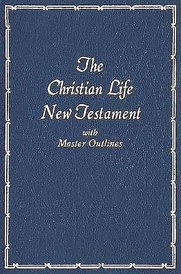 Christian Life New Testament