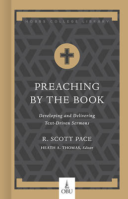 Picture of Preaching by the Book