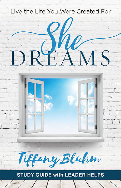 Picture of She Dreams - Women's Bible Study Guide with Leader Helps