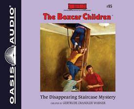 The Disappearing Staircase Mystery (Library Edition)