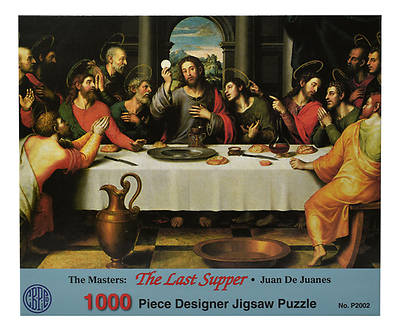 Picture of The Last Supper Puzzle