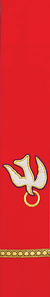 Picture of Word Series Red Pentecost Bookmark