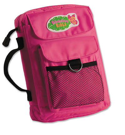 Picture of Adventure Bible Cover Pink Medium