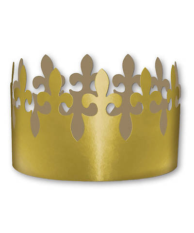 Group VBS 2013 Kingdom Rock Kingdom Crowns (pkg. of 20)