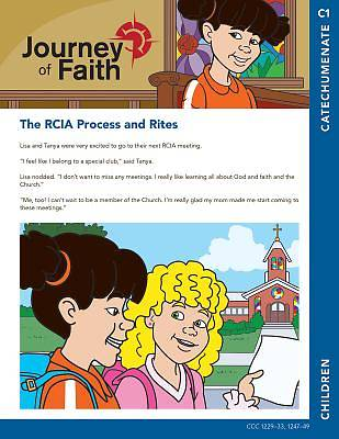 Journey of Faith for Children, Catechumenate