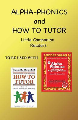 Picture of Alpha Phonics and How to Tutor Little Companion Readers