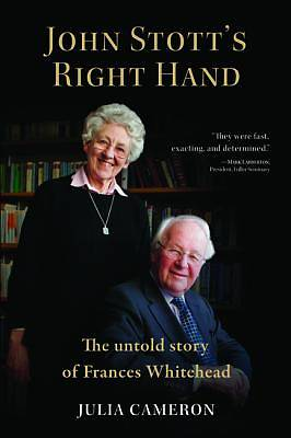Picture of John Stott's Right Hand