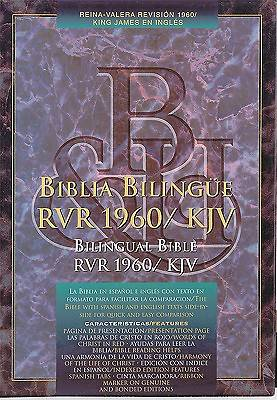 Bilingual Bible-PR-RV 1960/KJV