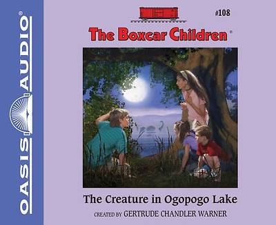 Picture of The Creature in Ogopogo Lake