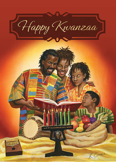 Picture of Happy Kwanzaa Cards (Box of 15)