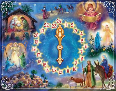 Picture of Journey to Bethlehem Advent Calendar