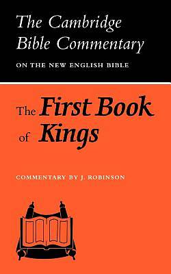 Picture of The First Book of Kings
