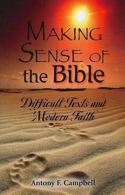 Picture of Making Sense of the Bible