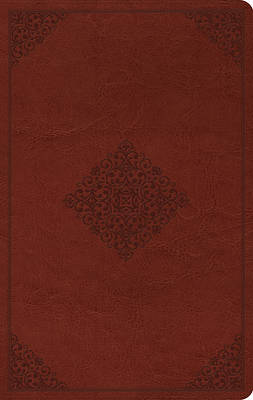 ESV Value Thinline Bible (Trutone, Tan, Ornament Design)